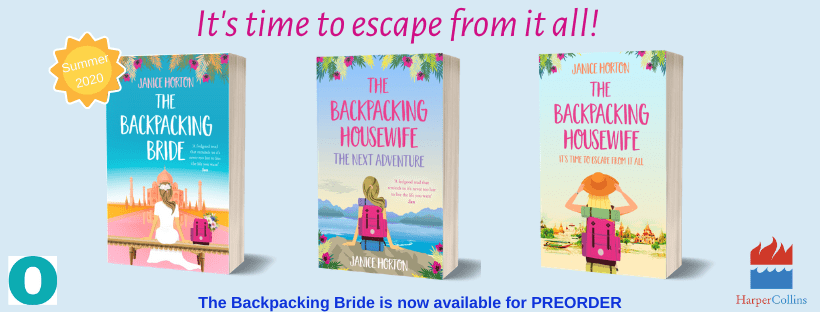 The Backpacking Housewife Series
