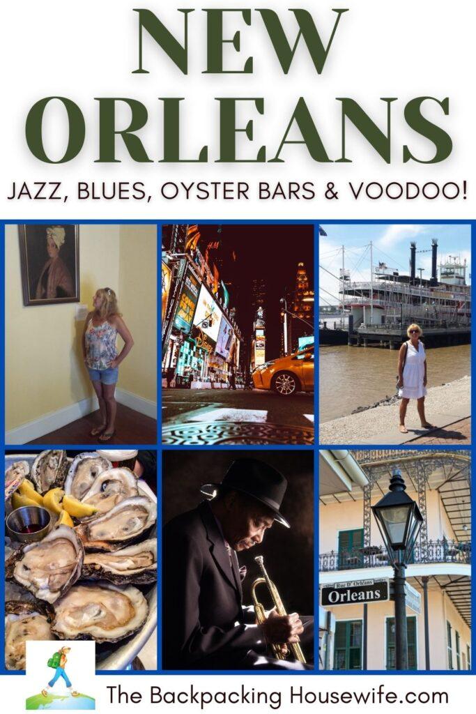 New Orleans Pinterest