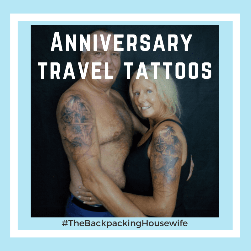 Anniversary Travel Tattoos