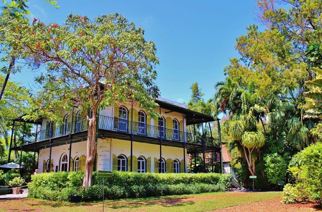 The Backpacking Housewife Hemingway House
