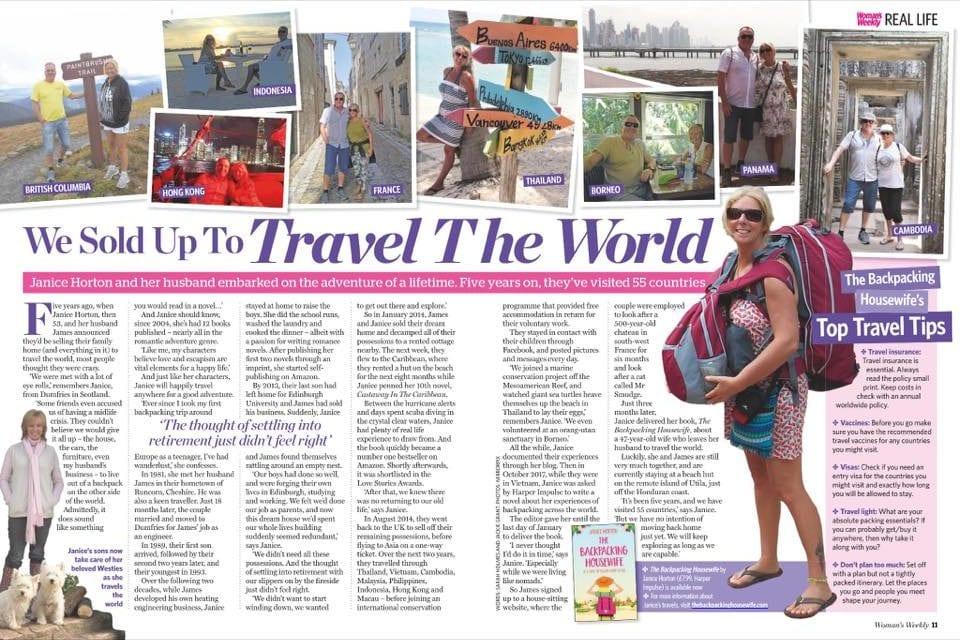 Women's Weekly Magazine