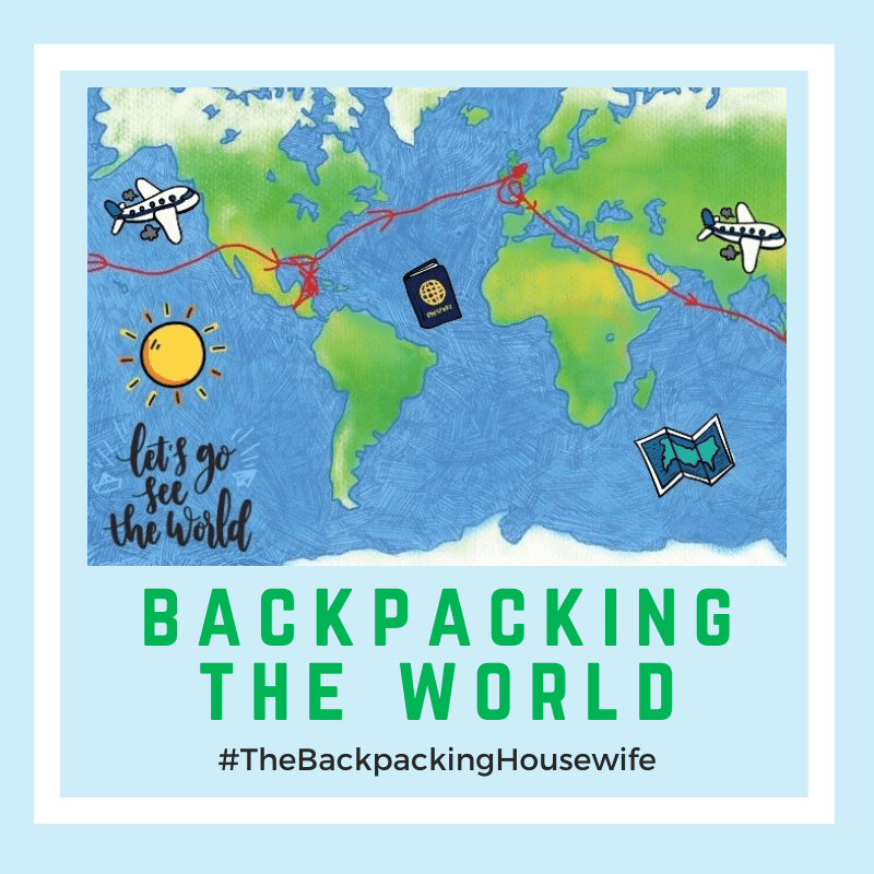 Backpacking the World