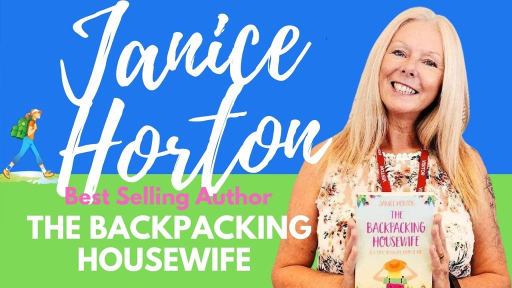 Janice Horton The Backpacking Housewife