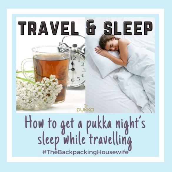 Pukka Sleep The Backpacking Housewife
