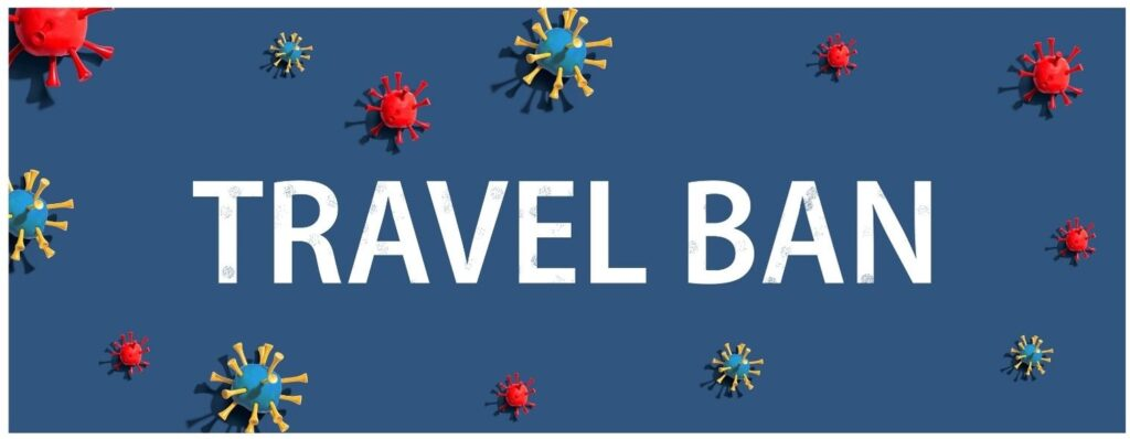 Travel Ban Poster