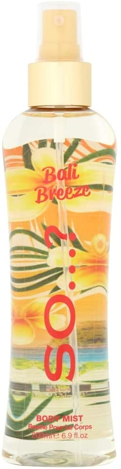 So Bali Breeze Fragrance Mist: