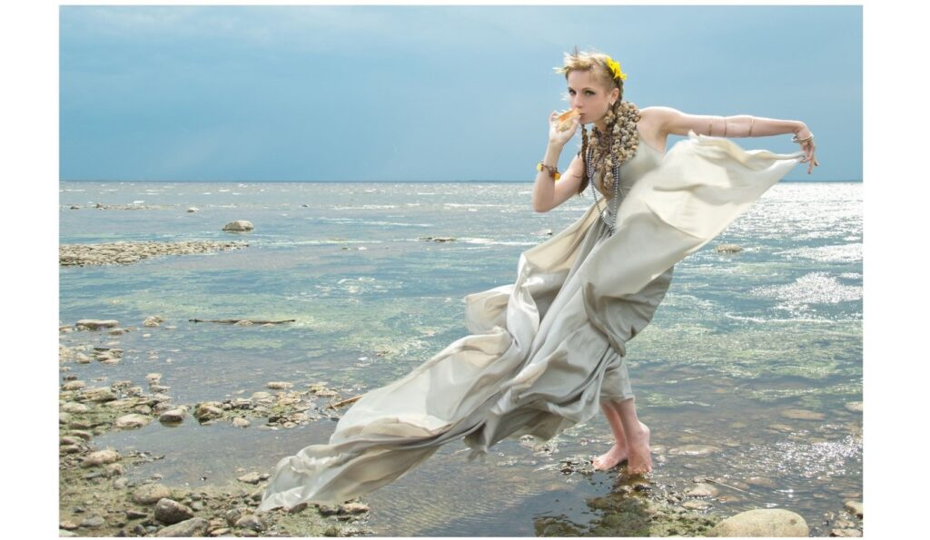 Are you a Mermaid. the Backpacking Housewife