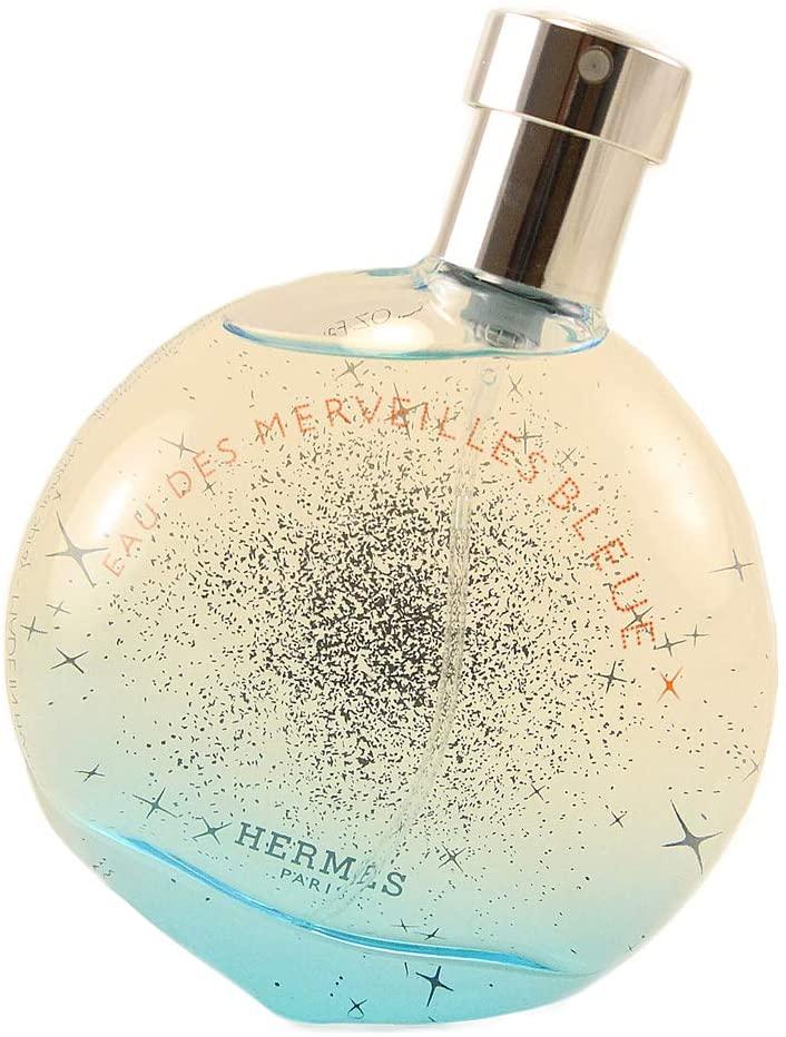 Hermes Eau de Merveilles Bleue:
