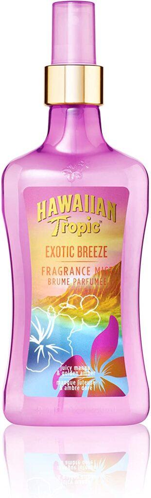 Hawaiian Tropic Exotic Breeze Fragrance Mist: