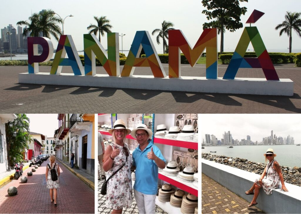 Panama City was another destination high on our bucket list! The Backpacking Housewife