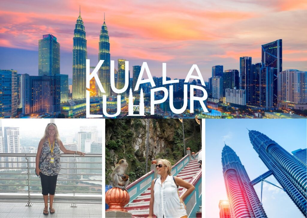 Kuala Lumpur is one of our favourite places in the world! The Backpacking Housewife