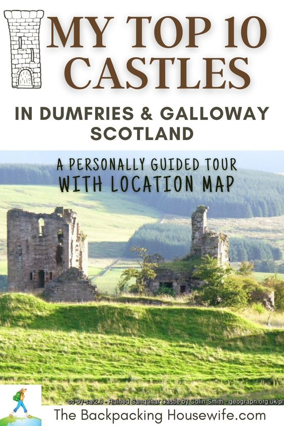 My Top 10 castles