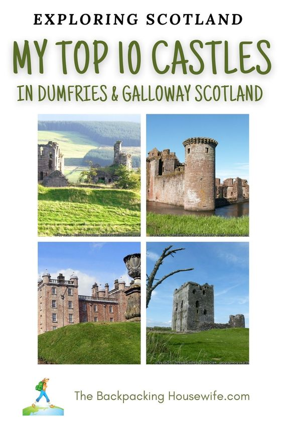 Castles of Dumfriesshire