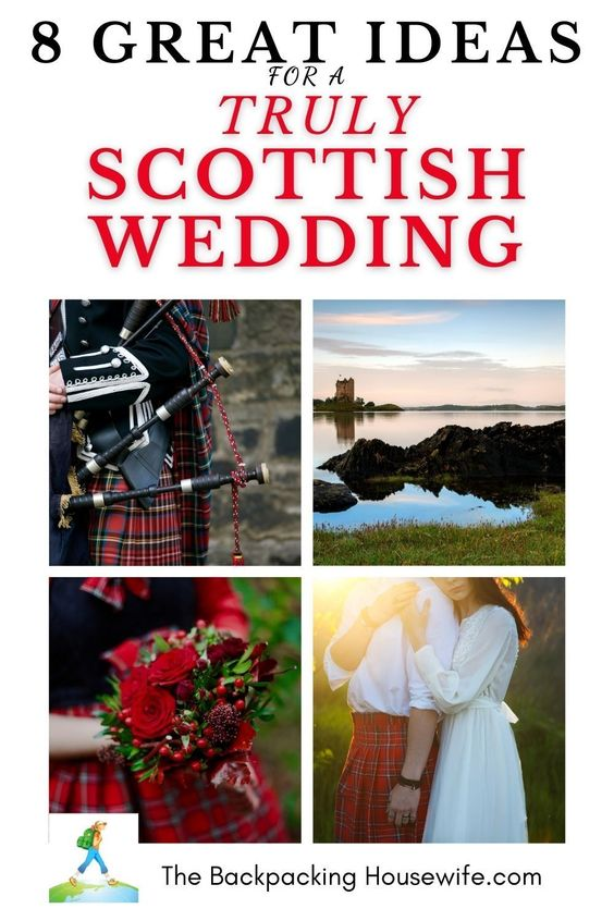 How To Plan A Romantic Wedding In Scotland