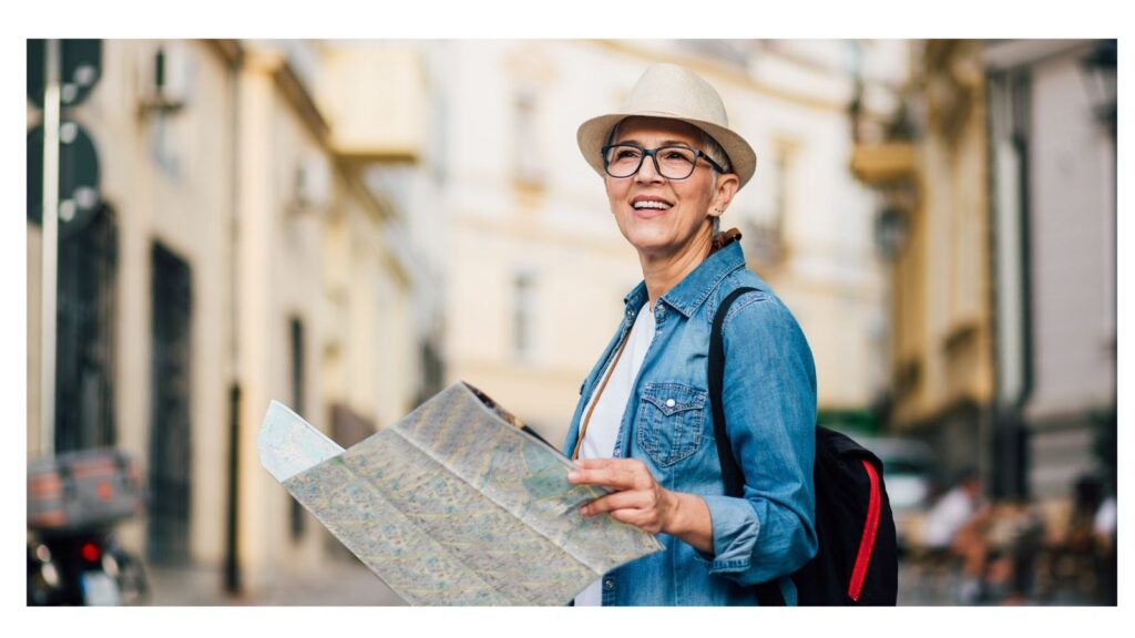 Travel in your 50's and 60's is possibly the very best age to travel!