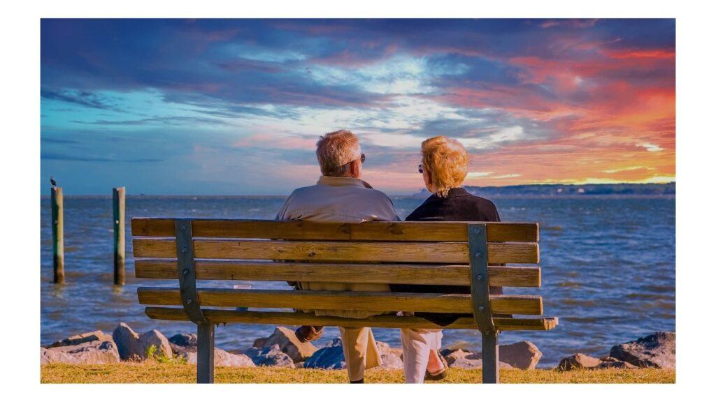 Older couple plan to travel