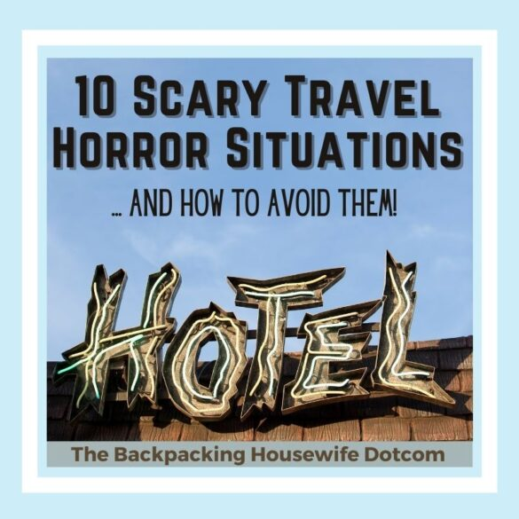 10 Scary Horror Travel Stories