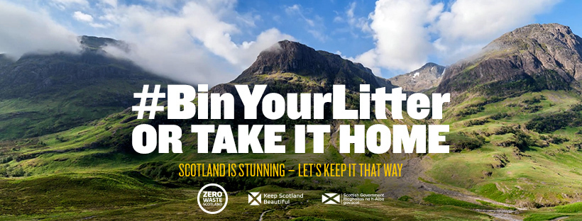 Scotland is Stunning campaign