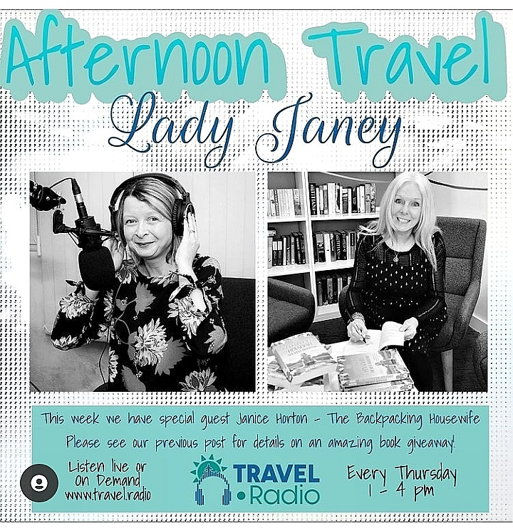 Travel Radio The Backpacking Housewife