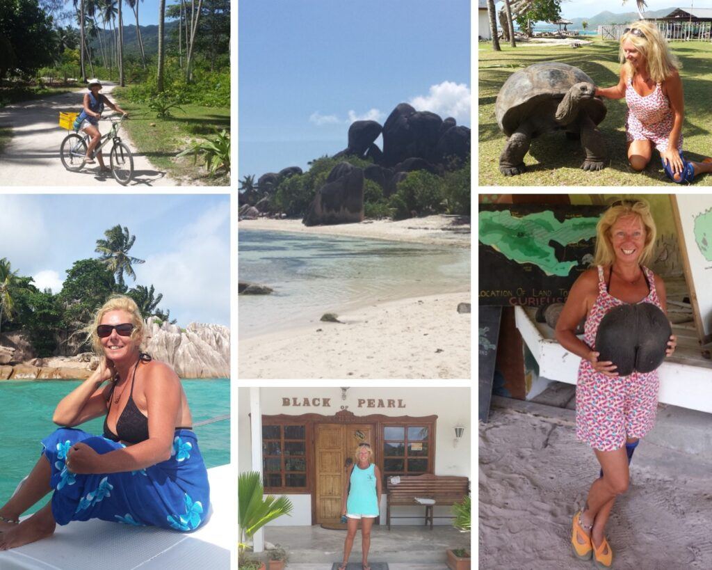 The Backpacking Housewife impromptu 'island hopping' experience in Seychelles was both memorable and truly one of my greatest travel experiences.