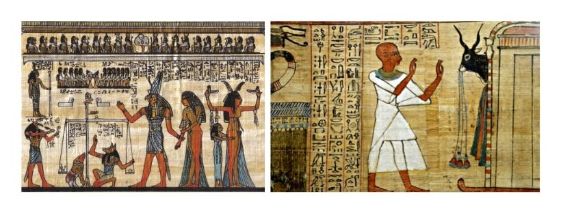 Papyrus Museum in Cairo Egypt