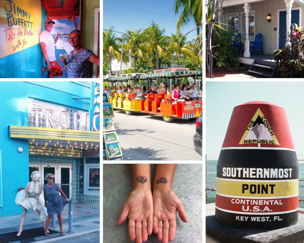 The Backpacking Housewife at Key West