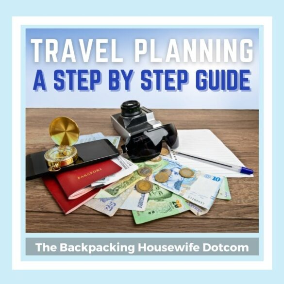 Travel Planning a Step by Step Guide